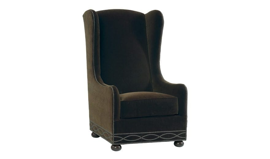 Comfortable upholstered chairs sacksteder 39 s interiors for Small comfortable accent chairs
