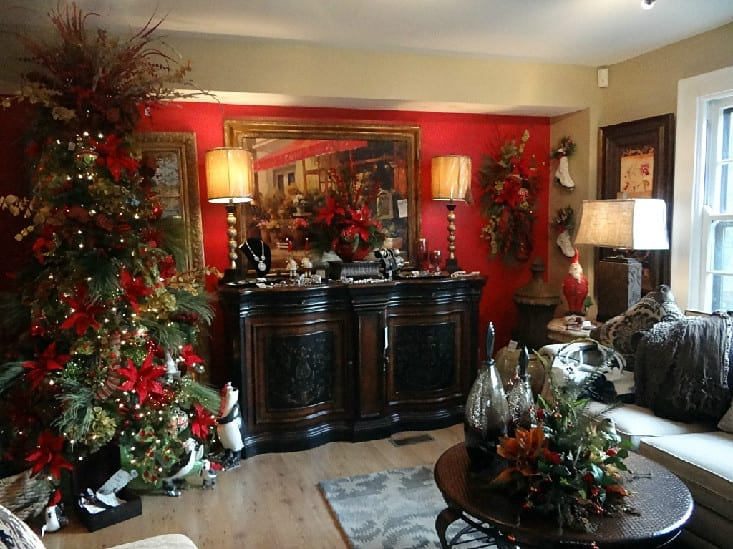 And Sacksteder S Interiors Is Hosting Another Fun Filled Open House To Inspire Wonderful Christmas Decor Ideas Just In Time For The Holidays