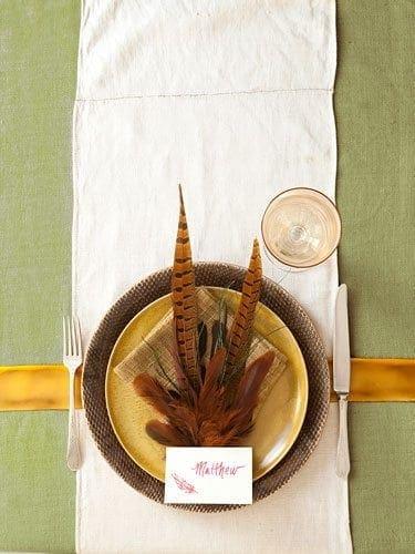 Creative Thanksgiving Table Ideas | Sacksteder\'s Interiors