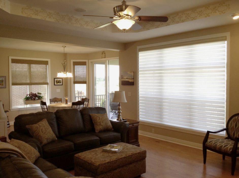 Unique Window Treatment Ideas In Cincinnati Oh