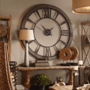 Uttermost Clock
