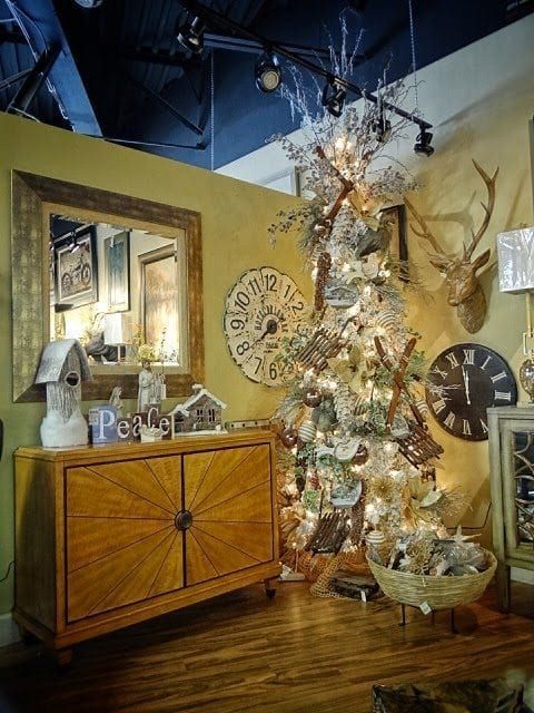 Christmas Interiors christmas decorating - sacksteder's interiors