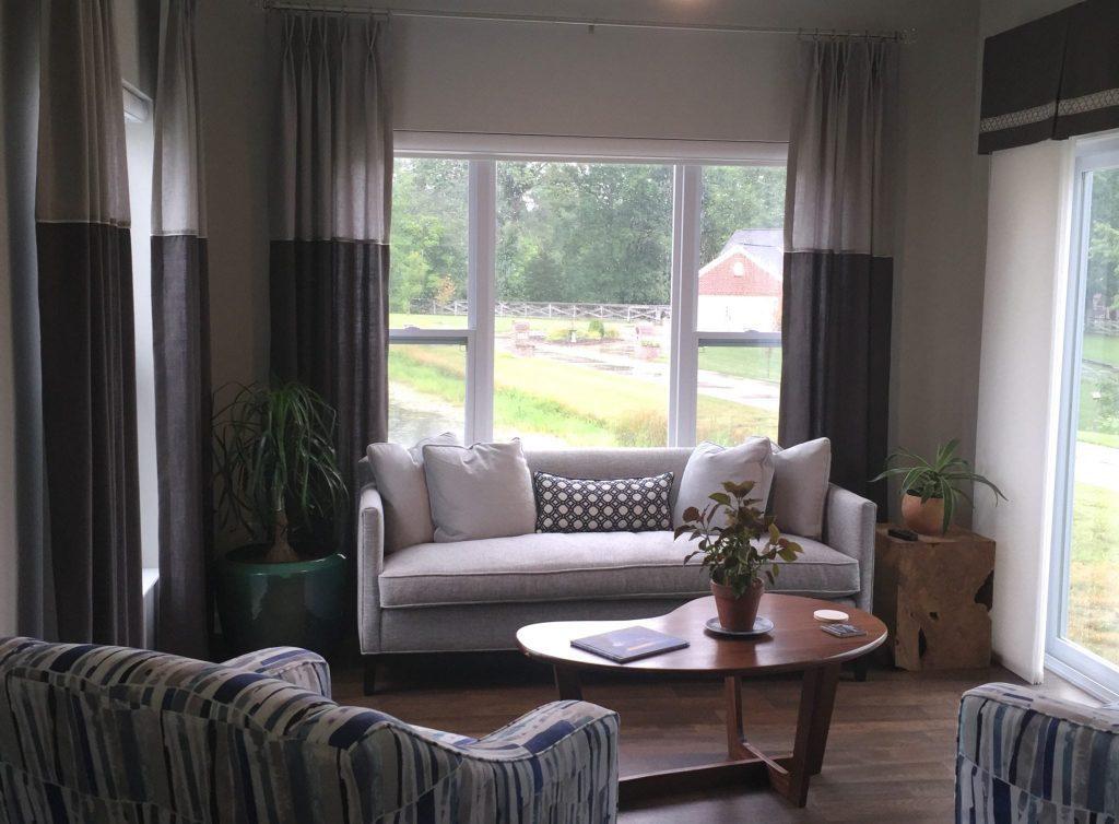 Custom Window Treatments & Interior Design Services Cincinnati   Sackstederu0027s Interiors