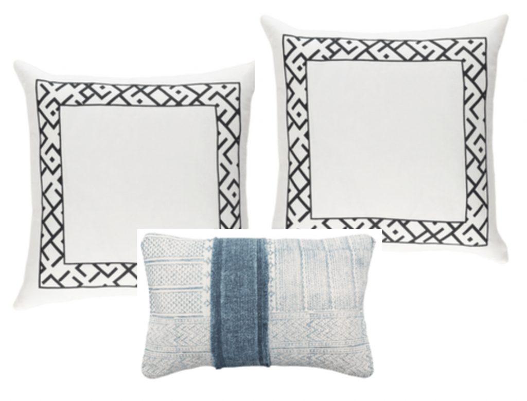 Surya Pillows