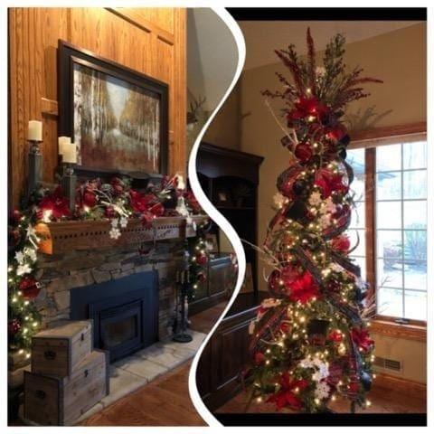 Sacksteder's Interiors Christmas Tree Decorating Services