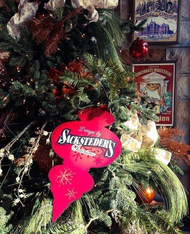 Sacksteder's Holiday Decorating Services In Cincinnati