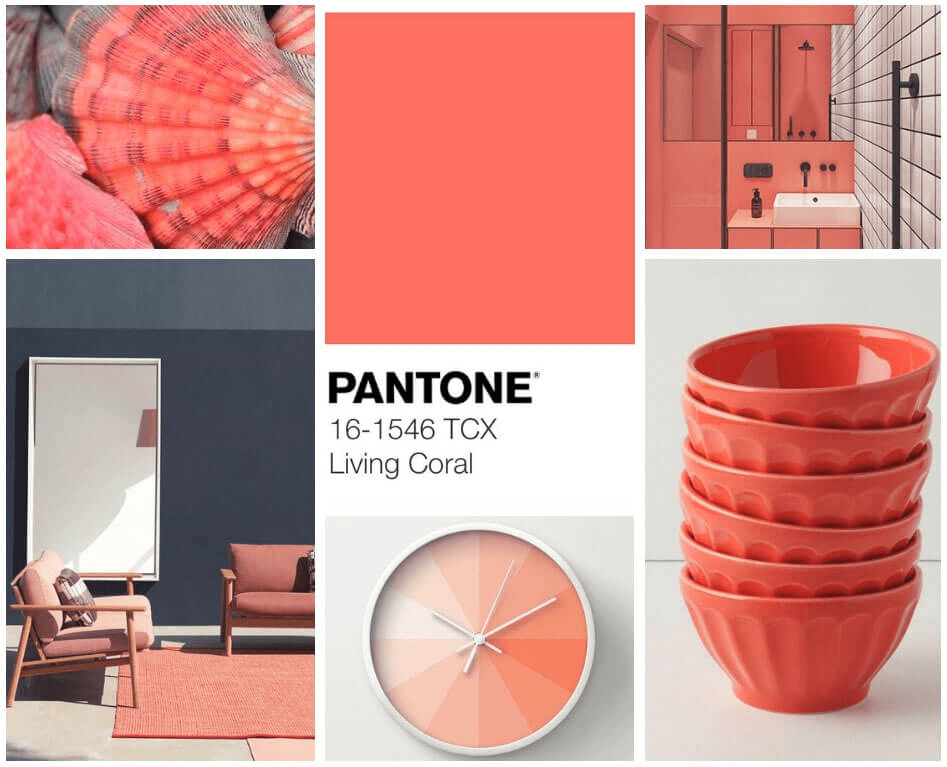 Pantones Color Of The Year Living Coralsacksteders